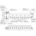 Балансировочный коллектор BM-150-6D (гидрострелка до 150 кВт с коллектором на 6 контуров)